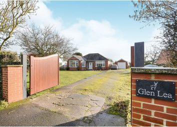 Thumbnail 5 bedroom detached bungalow for sale in Sutton Lane, Barmby Moor, York