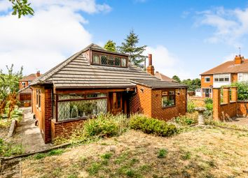 Thumbnail 3 bed detached bungalow for sale in Cross Valley Drive, Crossgates, Leeds