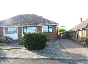 Thumbnail 2 bed bungalow to rent in Tintern Road, Allington, Maidstone