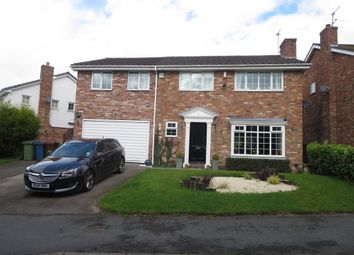 Thumbnail 4 bed detached house for sale in Ferndown Drive South, Clayton, Newcastle Under Lyme