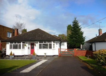 Thumbnail 4 bedroom detached bungalow for sale in Burbages Lane, Coventry