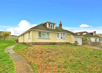 Thumbnail 3 bed detached bungalow for sale in Bennetts Hill, Sidmouth