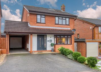 5 bed detached house for sale in Summerhouse Close, Callow Hill, Redditch B97