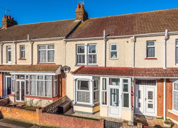 Seaton Road, Gillingham ME7. 3 bed terraced house for sale