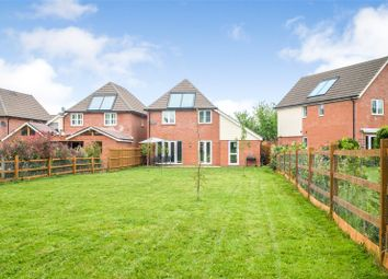 Thumbnail 4 bed detached house for sale in The Grooms, Halling, Rochester, Kent