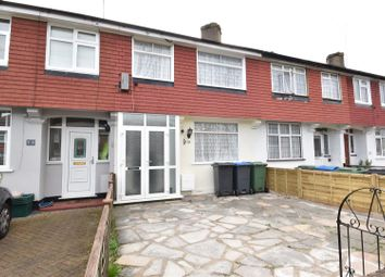 Thumbnail 3 bedroom property to rent in Southwood Drive, Tolworth, Surbiton