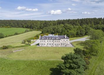 Thumbnail 8 bed country house for sale in Orton, Fochabers, Moray
