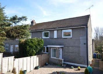Thumbnail 3 bed flat for sale in Lennox Drive, Clydebank