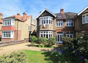 Thumbnail 4 bed semi-detached house for sale in Boveney Road, Honor Oak, London, London