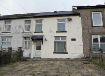 Thumbnail 2 bed terraced house for sale in Osborne Terrace, Nantymoel, Bridgend, Mid Glamorgan