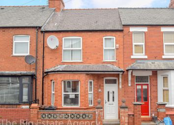 Thumbnail 2 bed terraced house for sale in Pennant Street, Connah's Quay, Deeside