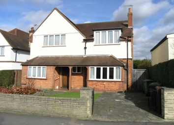 Thumbnail 4 bedroom detached house for sale in Herkomer Road, Bushey