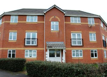 Thumbnail 2 bed flat for sale in Wisteria Way, Bermuda Park, Nuneaton, Warwickshire