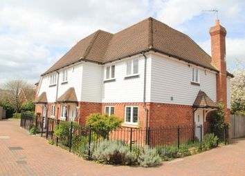 Thumbnail 3 bed semi-detached house for sale in Eton Place, The Moor, Hawkhurst, Kent