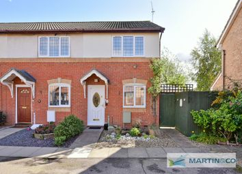 Thumbnail 2 bed end terrace house for sale in Gordian Way, Stevenage