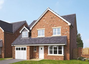 "Thumbnail 5 bedroom detached house for sale in ""The De Lacy"" at Belle Vue Avenue, Scholes, Leeds"