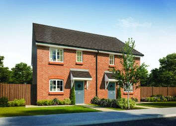 Thumbnail 3 bed semi-detached house for sale in Meadow Way, Tamworth