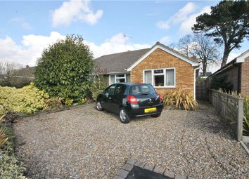 Thumbnail 3 bed semi-detached bungalow for sale in The Lea, Egham, Surrey
