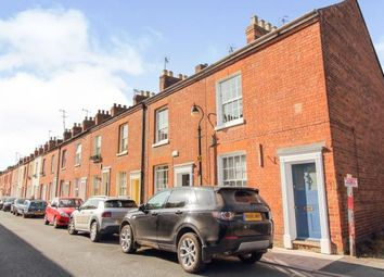 York Place, Britannia Square, Worcester, Worcestershire WR1. 3 bed end terrace house