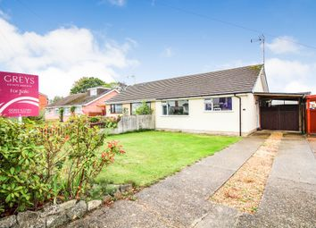 2 bed semi-detached bungalow for sale in Priors Road, Poole BH17