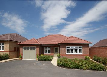 Thumbnail 3 bed detached bungalow for sale in Valerian Place, Newton Abbot