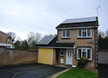 Thumbnail 3 bed detached house for sale in Pirton Meadow, Churchdown, Gloucester