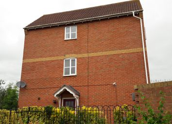 Thumbnail 3 bedroom end terrace house for sale in Hepworth Road, Swindon