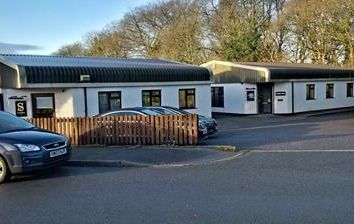 Thumbnail Light industrial for sale in Unit A1, Yelverton Business Park, Crapstone, Yelverton, Devon