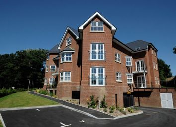 Thumbnail 2 bedroom flat for sale in Inverclyde Road, Lower Parkstone, Poole