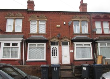 Thumbnail Room to rent in Selsey Road, Edgbaston, Birmingham