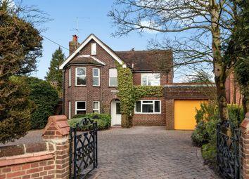 Thumbnail 4 bedroom detached house for sale in Aldershot Road, Ash, Surrey