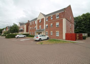 Thumbnail 2 bed flat for sale in Miles Close, Pill, North Somerset