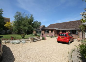 Thumbnail 4 bed detached bungalow for sale in Warlands Lane, Shalfleet, Newport