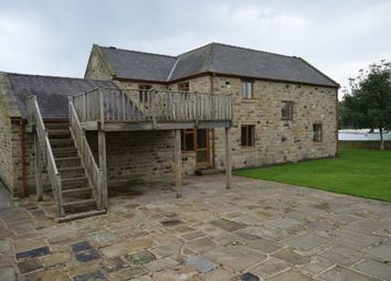 Thumbnail 4 bed farmhouse to rent in Oakenshaw Lane, Crofton, Wakefield