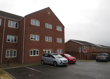 Thumbnail 2 bed flat for sale in Blenheim Drive, Darlaston, Wednesbury