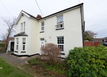 Kings Road, Ashley, New Milton BH25. 4 bed detached house for sale