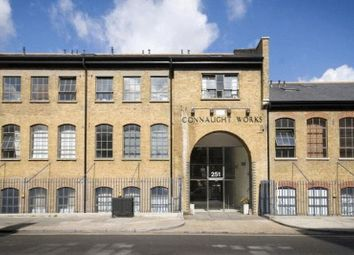 Thumbnail 2 bed flat to rent in Old Ford Road, London