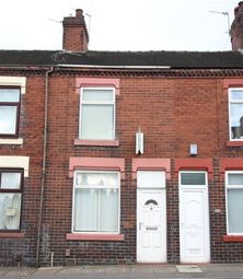 Thumbnail 2 bed terraced house for sale in Leek New Road, Sneyd Green, Stoke-On-Trent