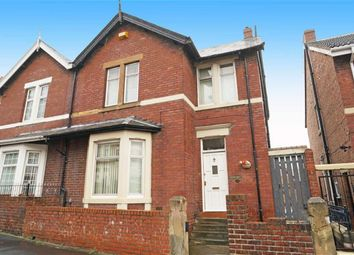 Thumbnail 1 bed semi-detached house to rent in Union Hall Road, Lemington, Newcastle Upon Tyne