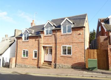 Thumbnail 4 bed detached house for sale in Church Street, Shepshed, Leicestershire