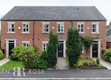 Thumbnail 3 bed terraced house to rent in Haworth Road, Chorley