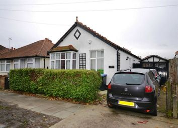 Thumbnail 2 bedroom detached bungalow for sale in Rugby Avenue, Wembley, Middlesex