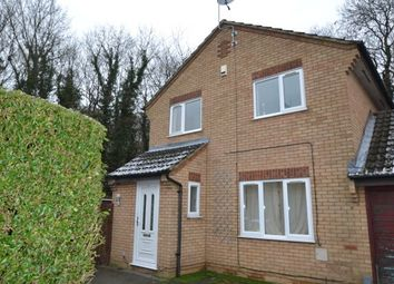 Thumbnail 4 bedroom detached house to rent in Ixworth Close, Northampton