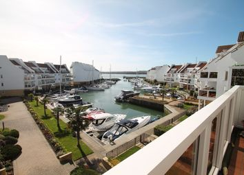 Thumbnail 2 bed flat for sale in Lake Avenue, Poole