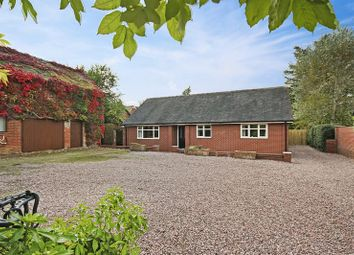 Thumbnail 3 bed detached bungalow for sale in Prospect Road, Market Drayton