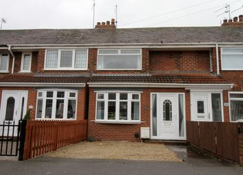 Thumbnail 2 bed terraced house to rent in Welwyn Park Avenue, Hull