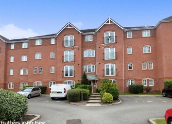 Thumbnail 2 bed flat for sale in Worsdell House, Blount Close, Crewe