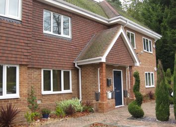 Thumbnail 2 bed flat to rent in Connaught Road, Camberley
