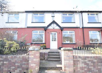 Thumbnail 2 bed terraced house for sale in Penywerlod Terrace, Markham, Blackwood