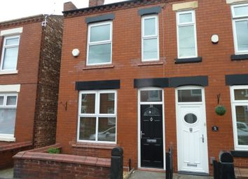 Thumbnail 2 bed semi-detached house to rent in Islington Road, Stockport